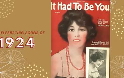 Celebrating the Songs of 1924